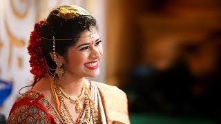 Telugu Cinematic Wedding Trailer of Gayathri + Shashank By || Frames by AD ||