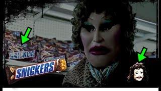 El INQUIETANTE comercial de SNICKERS QUE JAMAS DEBISTE HABER VISTO ! (mensaje oculto)