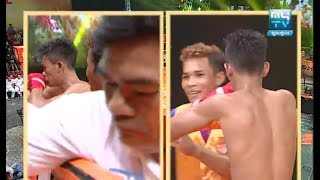 Thun Eanglay vs Sim Sokleng, Khmer Boxing My TV 21 July 2017, Kun Khmer vs Muay Thai