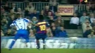 The Best of Ronaldinho In FC Barcelona