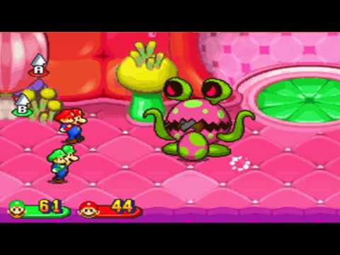 Mario & Luigi Partners in Time Boss Fight 6 Sunnycide