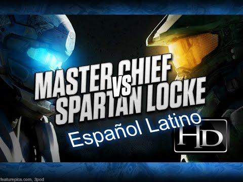 Halo 5: Guardians: Master Chief vs Locke (HD) Español Latino