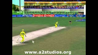 Suresh Raina Fifty 50 in Pepsi IPL 7 Patch for Cricket 07