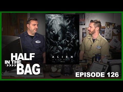 Half in the Bag Episode 126 Alien Covenant