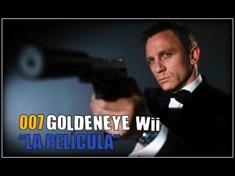 007 GOLDENEYE Wii ||| LA PELÍCULA
