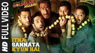 Itna Sannata Kyun Hai Full Song | Golmaal Again | Lijo-Dj Chetas | Amit Mishra, Aditi Singh Sharma