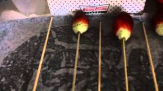 How to make strawberry toffee (part 1)