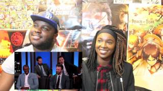 Ant-Man Recruit Clip - CAPTAIN AMERICA: CIVIL WAR on Jimmy Kimmel REACTION!!!