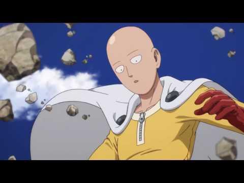 Saitama vs Genos Fight | One Punch Man (60FPS)