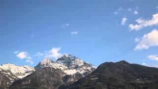 Long Mountain Shot - Free HD Stock Footage - www.videvo.net