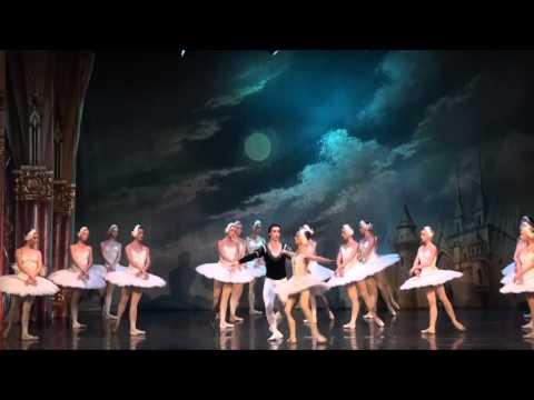 El Lago de los Cisnes Ballet de Moscú Swan Lake