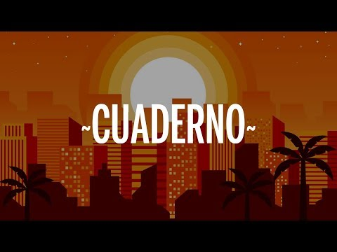 Dalex Cuaderno Letra Lyrics ft. Nicky Jam Sech Justin Quiles Feid Lenny Tavárez Rafa Pabön