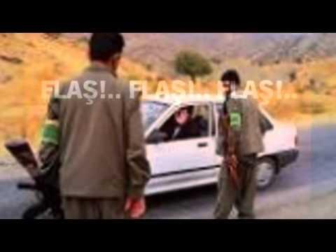 Diyarbakır'da yol kesen PKK'lılar 1 kişiyi öldürdü