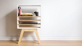 DIY Pod Side Table