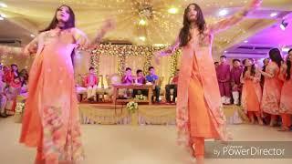 Awesome Holud dance