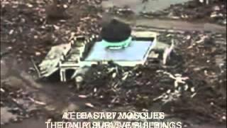 Tsunami; This is special news from Japan that 28 mosques survives the Tsunami waves in Japan.