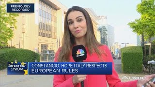Want constructive dialogue between Rome and Brussels: Moscovici | In The News