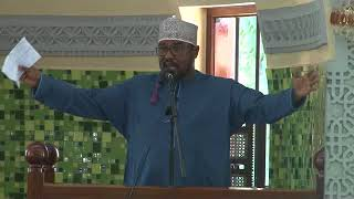 Sheikh Yusuf Abdi - Dhulma Ni Giza  (23.3.2018)