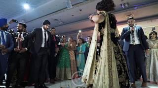 Shawn & Pav - Epic Punjabi Wedding Dance Off [Eminence Entertainment]