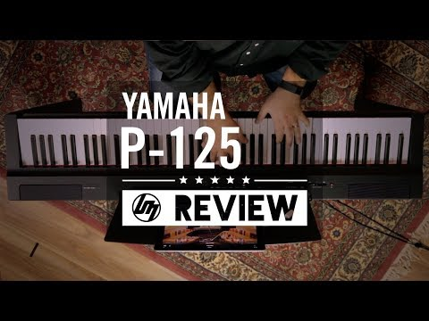 Xxx Mp4 Yamaha P 125 Digital Piano Review Better Music 3gp Sex