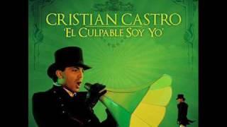 Cristian Castro - El Culpable Soy Yo - Próximo sencillo