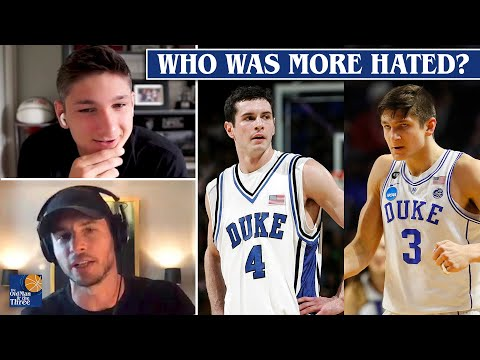 Grayson Allen vs. JJ Redick Who Was The More Hated Duke Basketball Player