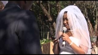 Selimathunzi: Gabriel 'Azwindini' Wedding Kiss