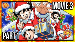DragonBall Z Abridged MOVIE: Christmas Tree of Might Part 1 - TeamFourStar (TFS)