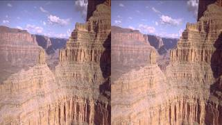 3D TV Grand Canyon Adventure 3D Trailer in Stereoscopic 3D 1080p TRU3D