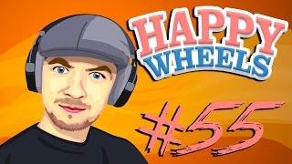 MORE LIKE SUCKFALL STEVE! | Happy Wheels - Part 55