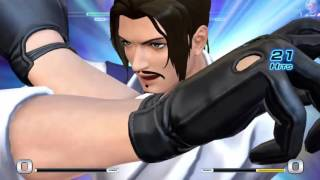kof 2016 gameplay mugen the king of fighters xiv