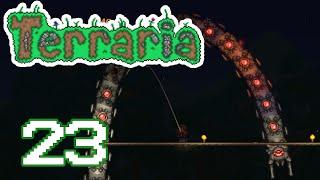 Mechanischer Wurm | Lets Play: Terraria 1.3 [#23]