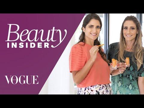 Carol Buffara ensina receita de guacamole funcional no Beauty Insider