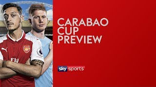 LIVE Carabao Cup Preview with Alan Smith and Andy Hinchcliffe