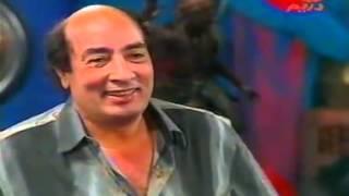 عبدلله مشرف يقلد عدد كبير من نجوم الفن والغناء بطريقة عبقرية