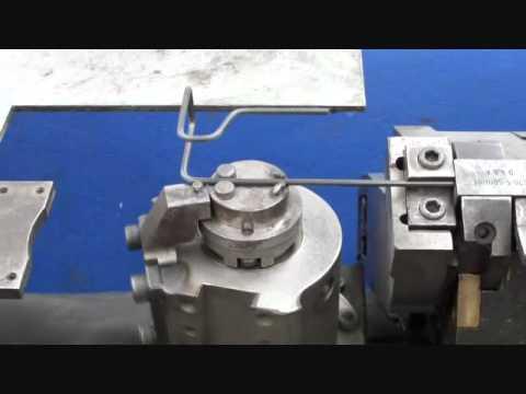 Fabricacion de Resortes REHISA Forma de alambre