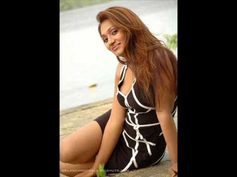 Sri Lankan Sexy Actress Upeksha Swarnamali Hot