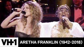 Aretha Franklin & Mariah Carey Perform