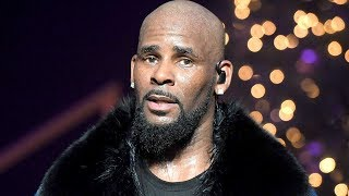 R. Kelly and Sony Music Part Ways Following Controversy