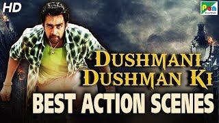 Dushmani Dushman Ki (Chirru) | Best Action Scenes |  Chiranjeevi Sarja, Kriti Kharbanda