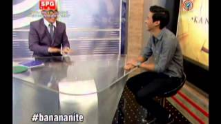 Enchong Dee grilled on 'Ihaw Na!'