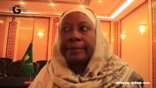 Dr Aisha ABDULLAHI Commissaire Affaires politiques U.A