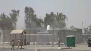 CRAM (Mini-gun) in Iraq