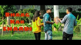 Bhaag kar Shaadi Prank By Aditi nd  Salman Prank Zaade [PZ]