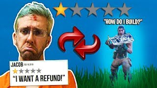 I HIRED A One-Star Fortnite Coach for 4 Hours... WORST TRAINING OF MY LIFE!