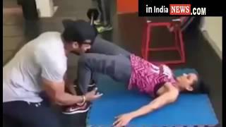 Gym Trainer I जिम ट्रेनर ने  की अश्लील हरकतें I I Viral Video
