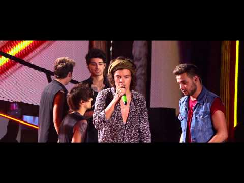 Where We Are Live From San Siro Stadium DVD What Makes You Beautiful Performance