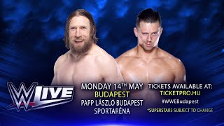 WWE Live in Budapest
