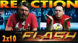 The Flash 2x10 REACTION!!