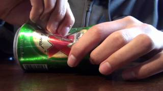 How to make a pipe out of a can